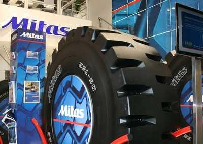 L'ERL-50 de Mitas : un pneu dedié à la roche !